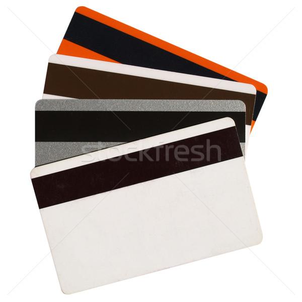 Cards Stock photo © claudiodivizia