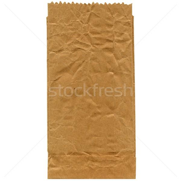 紙袋 食品 野菜 パン 袋 文書 ストックフォト © claudiodivizia