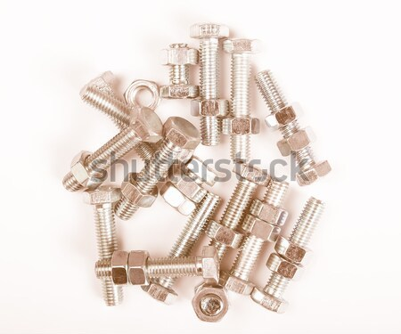 Industrial hardware Stock photo © claudiodivizia