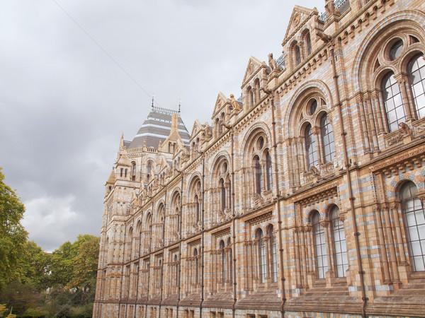 Natural History Museum, London, UK Stock photo © claudiodivizia