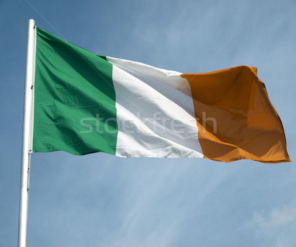 Irish flag Stock photo © claudiodivizia