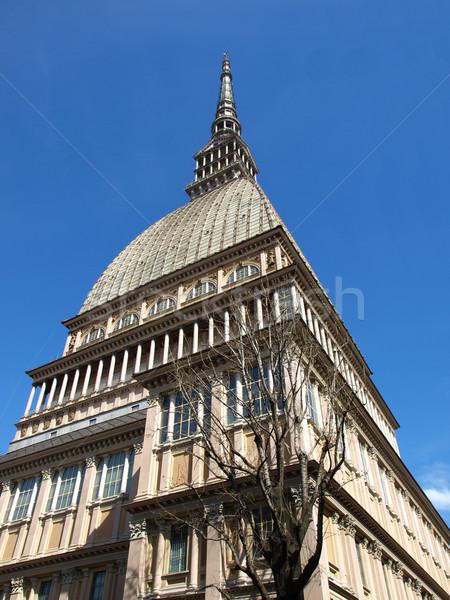 Stock fotó: Vakond · Torino · Torino · város · olasz · Olaszország