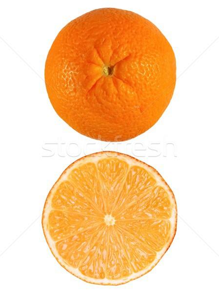 Orange fruit Stock photo © claudiodivizia