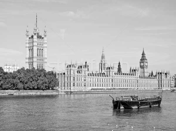 Photo stock: Maisons · parlement · westminster · palais · Londres · gothique