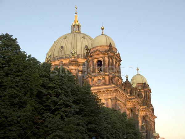 Berliner Dom, Berlin Stock photo © claudiodivizia