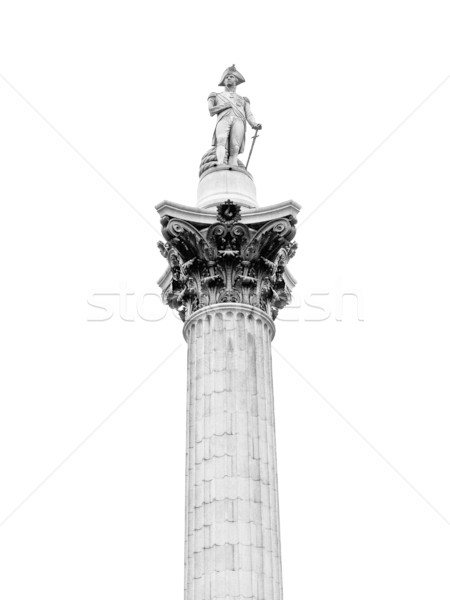 Nelson Column, London Stock photo © claudiodivizia