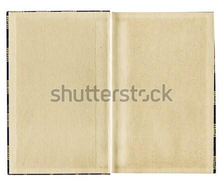 Book page Stock photo © claudiodivizia