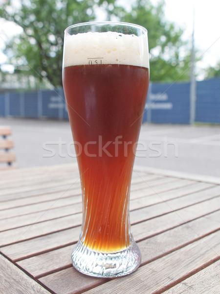 Sör üveg alkohol Európa kocsma Németország Stock fotó © claudiodivizia