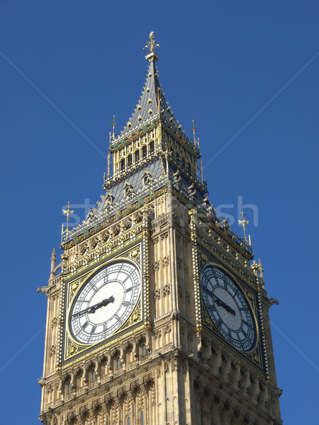 Big Ben Stock photo © claudiodivizia