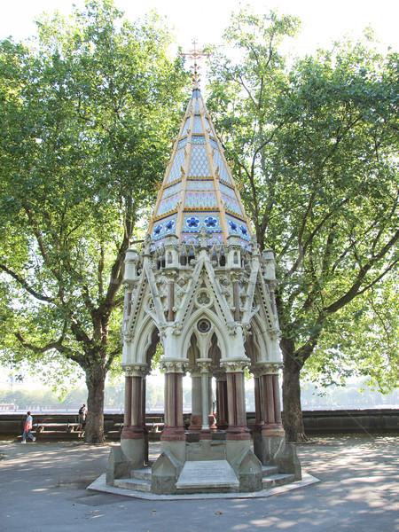 Slaves emancipation monument London Stock photo © claudiodivizia