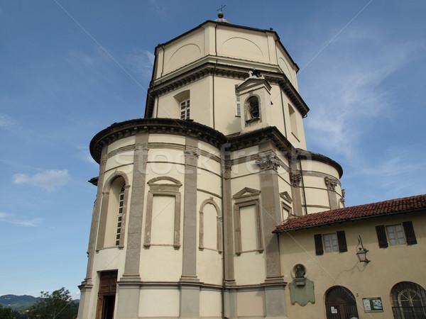 Monte dei Cappuccini, Turin Stock photo © claudiodivizia