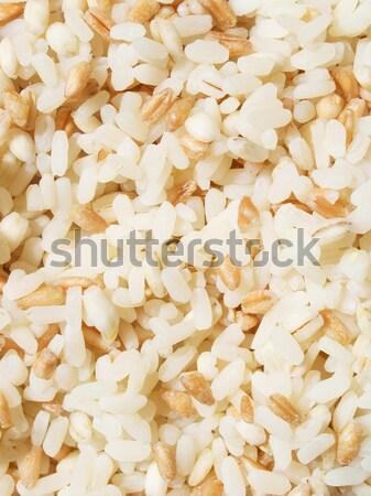 Cereals mix Stock photo © claudiodivizia