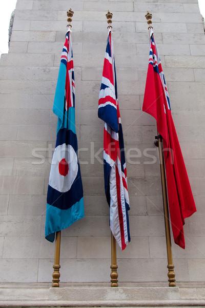 The Cenotaph London Stock photo © claudiodivizia
