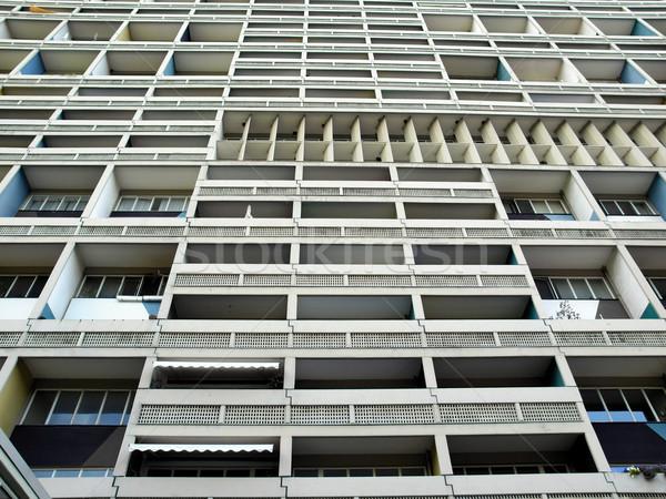 Arquitetura moderna Berlim Alemanha projeto moderno estilo Foto stock © claudiodivizia