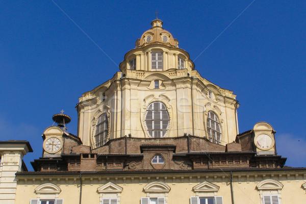 San Lorenzo Torino Stock photo © claudiodivizia