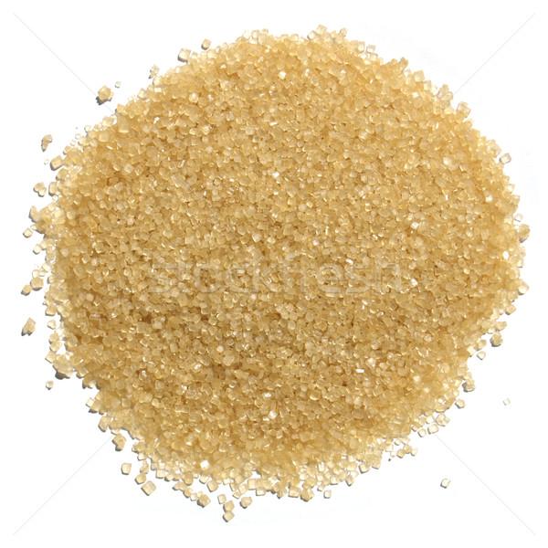 Cassonade tas brut canne alimentaire Photo stock © claudiodivizia