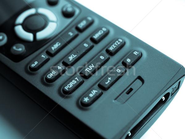 Phone picture Stock photo © claudiodivizia