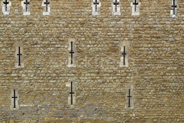 Torre Londra medievale castello carcere costruzione Foto d'archivio © claudiodivizia
