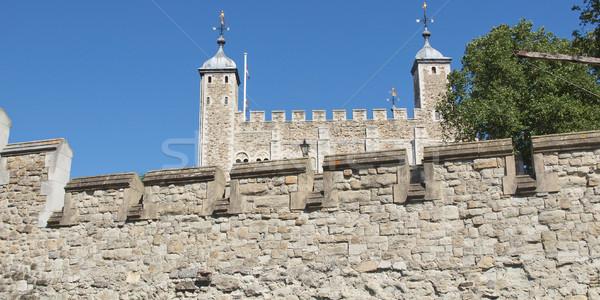 Tower of London Stock photo © claudiodivizia