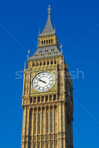 Big Ben, London Stock photo © claudiodivizia