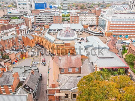 City of Coventry Stock photo © claudiodivizia