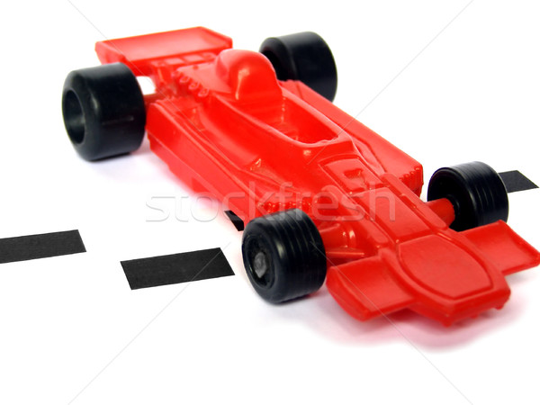 Stock photo: F1 Formula One racing car