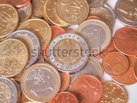 British pound coin Stock photo © claudiodivizia