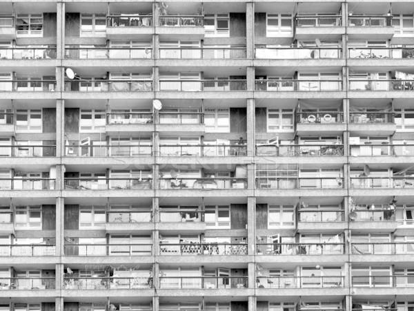 башни Лондон iconic шестидесятые годы новых здании Сток-фото © claudiodivizia