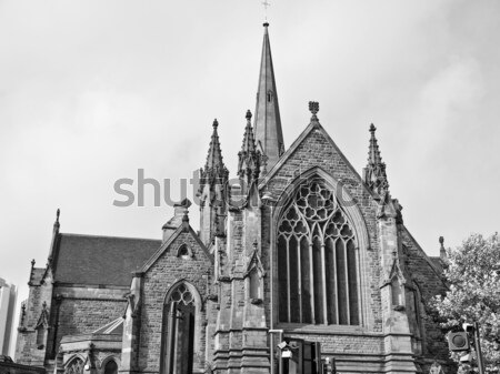 Вестминстерский аббатство Готский Церкви Лондон здании Сток-фото © claudiodivizia