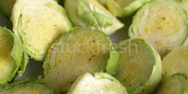 Photo stock: Mini · légumes · alimentaire · isolé · végétarien · cuisine