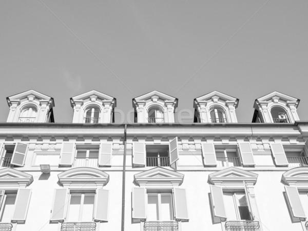 Dormer window Stock photo © claudiodivizia