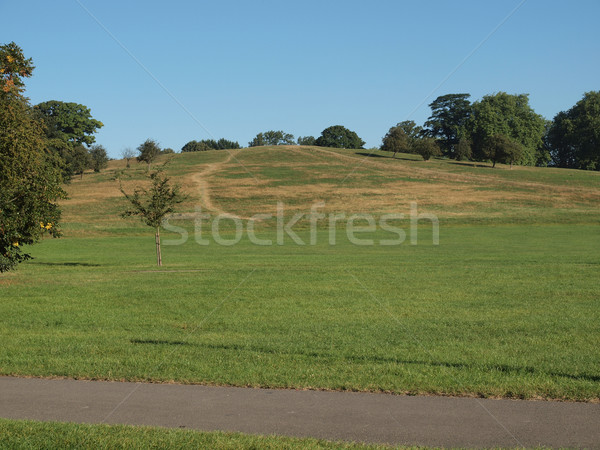 Primrose Hill London Stock photo © claudiodivizia