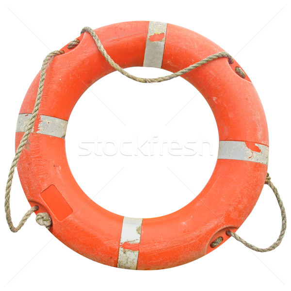 Lifebuoy Stock photo © claudiodivizia