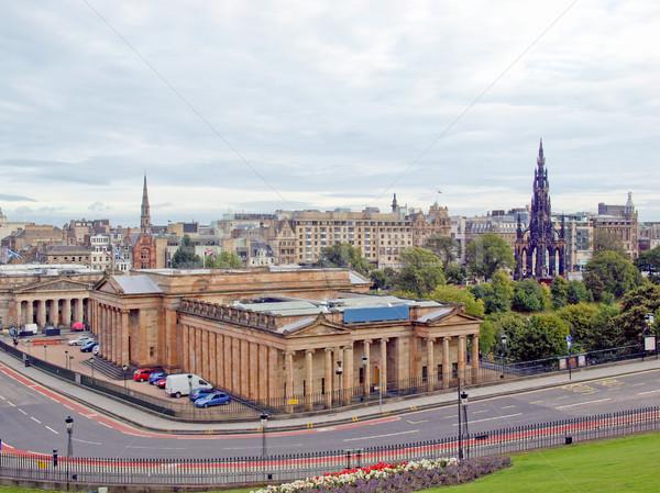 Edinburgh Stock photo © claudiodivizia