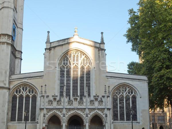 St Margaret, London Stock photo © claudiodivizia