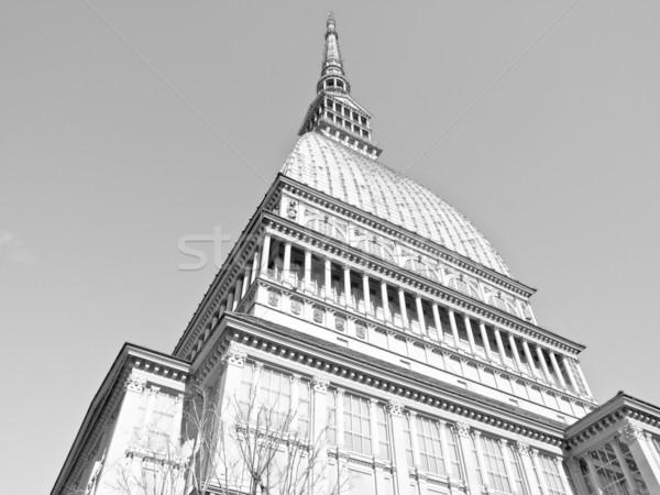 Mole Antonelliana, Turin Stock photo © claudiodivizia