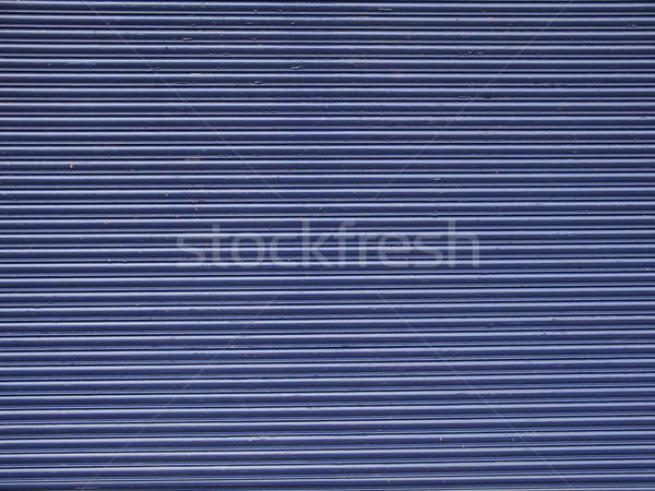 Acél tányér hasznos textúra vasaló anyag Stock fotó © claudiodivizia