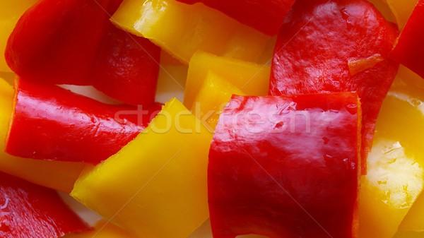 Peppers Stock photo © claudiodivizia