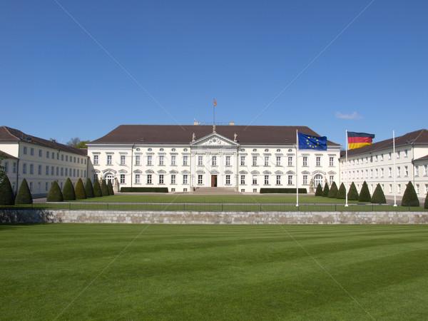 Schloss Bellevue, Berlin Stock photo © claudiodivizia