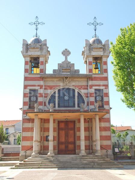 Church of St Elizabeth Stock photo © claudiodivizia