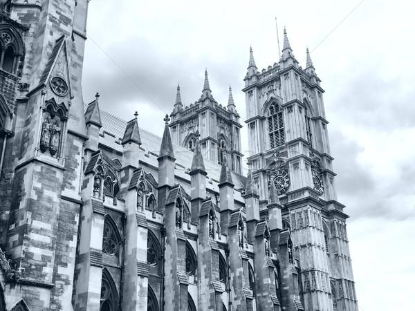 Westminster abbazia chiesa Londra alto dinamica Foto d'archivio © claudiodivizia