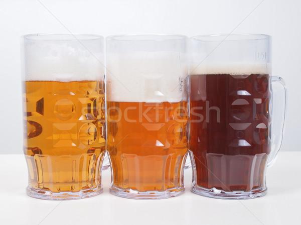 German beer Stock photo © claudiodivizia