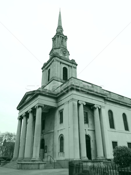 All Saints Church, London Stock photo © claudiodivizia