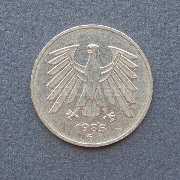 Foto stock: Euro · moeda · moeda · europeu · união · negócio