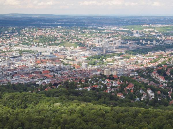 Foto d'archivio: Germania · view · città · skyline · panorama · torre