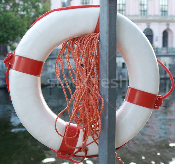 Life buoy Stock photo © claudiodivizia