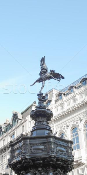 Piccadilly Circus, London Stock photo © claudiodivizia