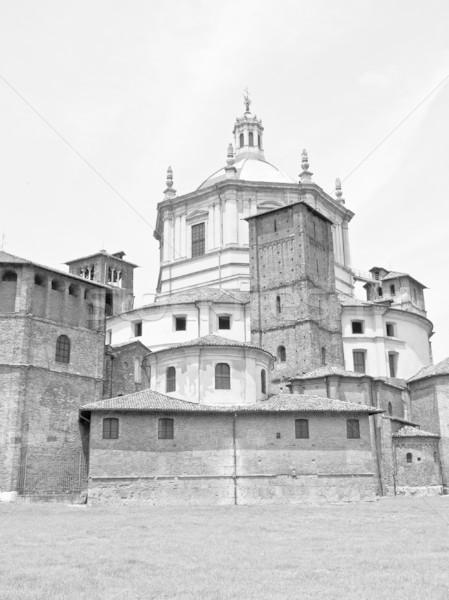 San Lorenzo church, Milan Stock photo © claudiodivizia