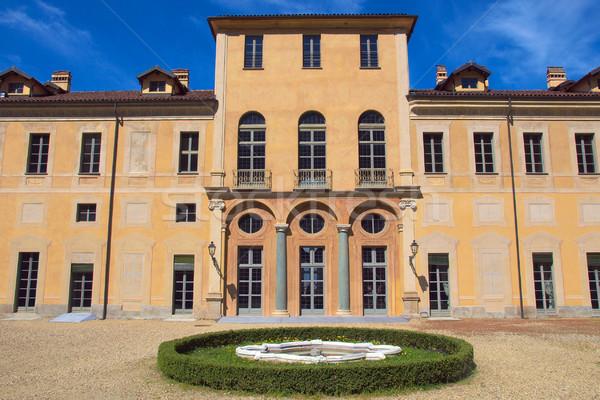 Villa Италия архитектура Vintage древних Сток-фото © claudiodivizia