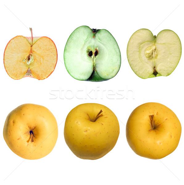 Apple isolated Stock photo © claudiodivizia